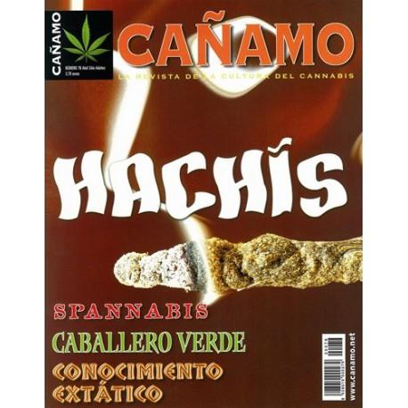 Revista Cáñamo 076