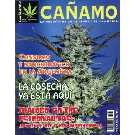 Revista Cáñamo 070