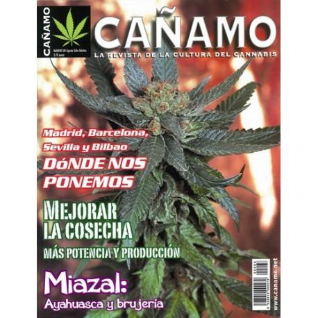 Revista Cáñamo 068