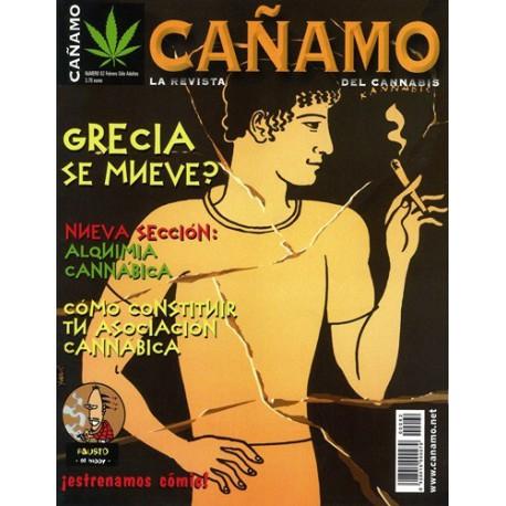 Revista Cáñamo 062