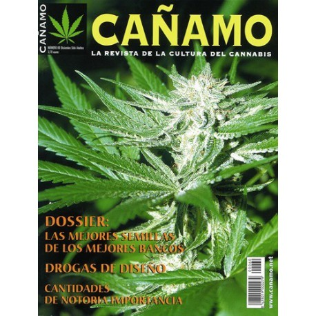 Revista Cáñamo 060