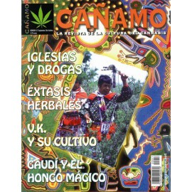 Revista Cáñamo 057