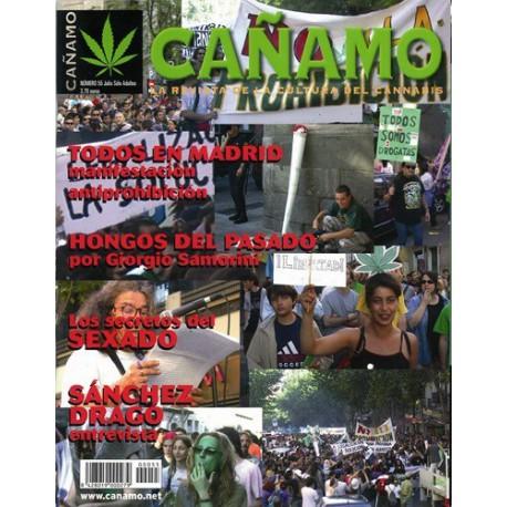 Revista Cáñamo 055
