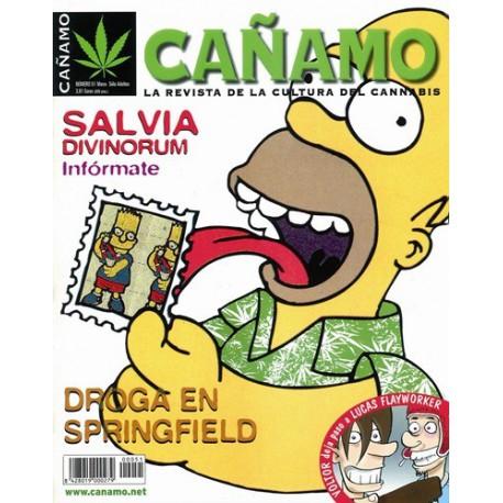 Revista Cáñamo 051