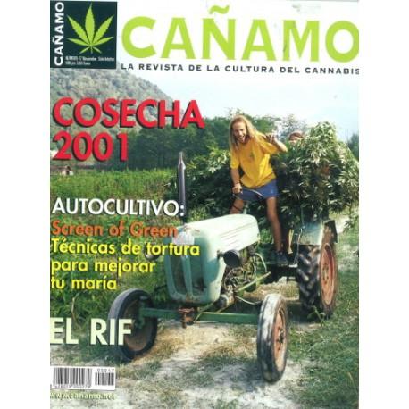 Revista Cáñamo 047