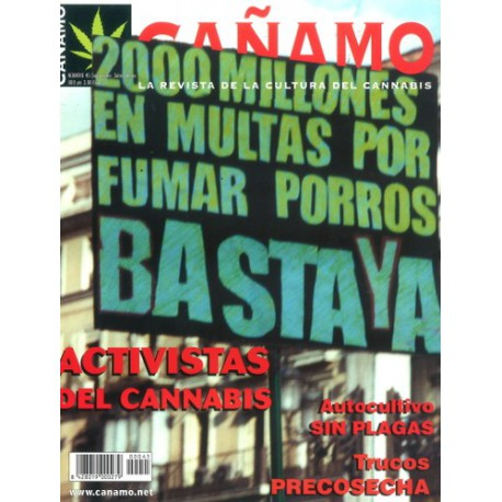 Revista Cáñamo 045