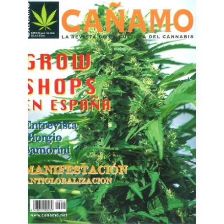 Revista Cáñamo 044
