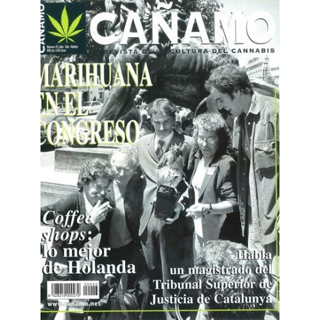 Revista Cáñamo 043