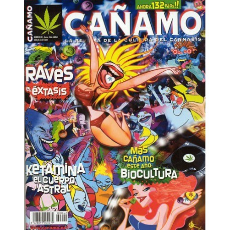 Revista Cáñamo 042