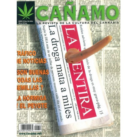 Revista Cáñamo 039