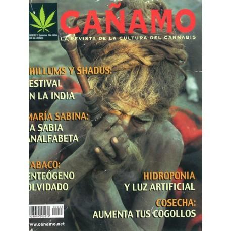 Revista Cáñamo 033