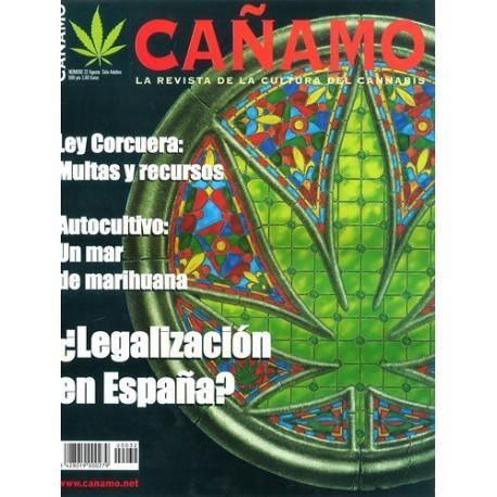 Revista Cáñamo 032
