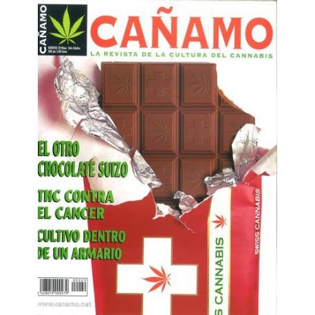 Revista Cáñamo 029