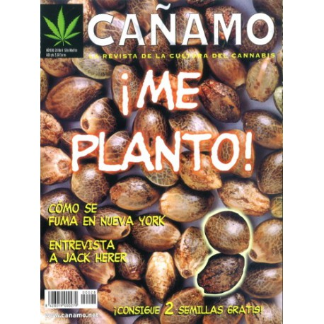 Revista Cáñamo 028