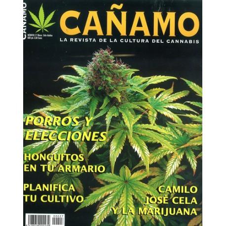 Revista Cáñamo 027