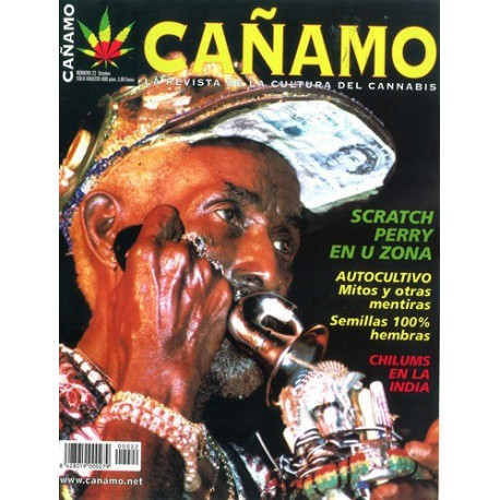 Revista Cáñamo 022