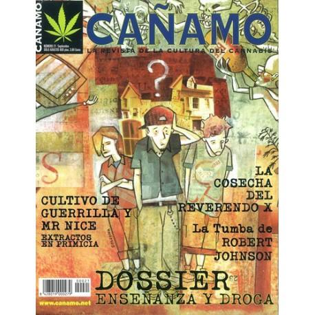 Revista Cáñamo 021
