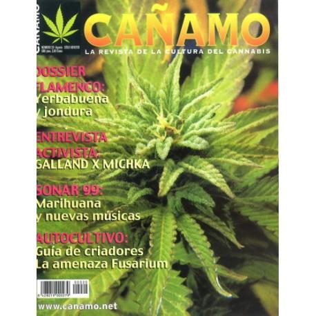 Revista Cáñamo 020