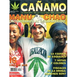 Revista Cáñamo 018