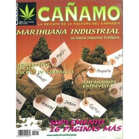 Revista Cáñamo 017