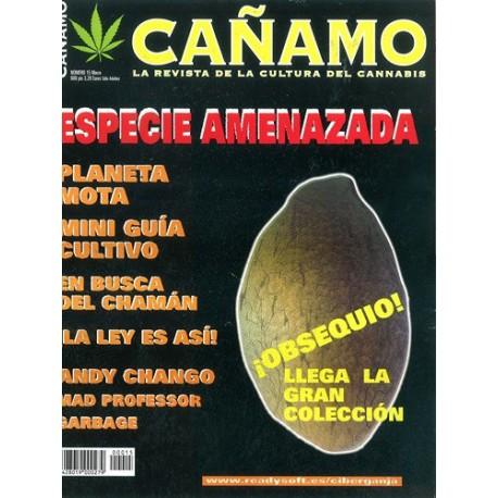 Revista Cáñamo 015