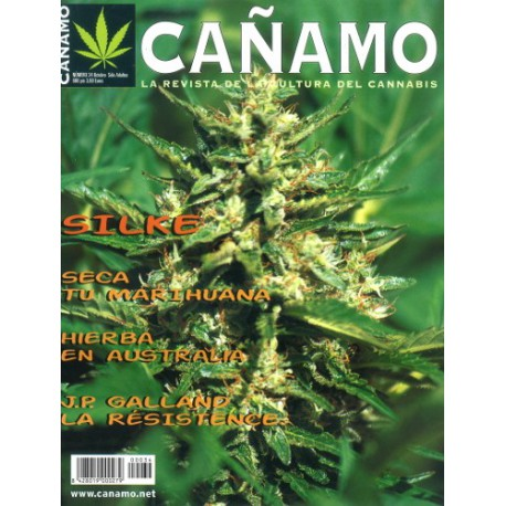 Revista Cáñamo 014
