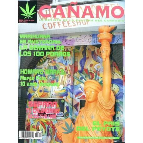 Revista Cáñamo 013