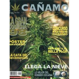 Revista Cáñamo 012