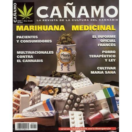 Revista Cáñamo 011