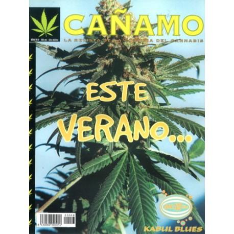 Revista Cáñamo 008