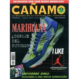 Revista Cáñamo 006