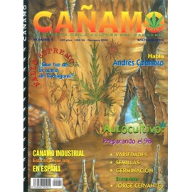 Revista Cáñamo 005