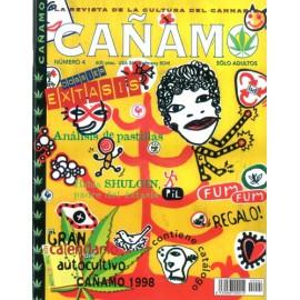 Revista Cáñamo 004
