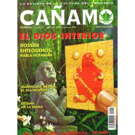 Revista Cáñamo 002
