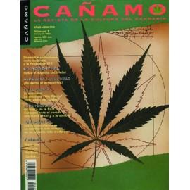 Revista Cáñamo 001