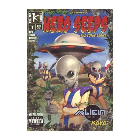 Hero Seeds nº 1