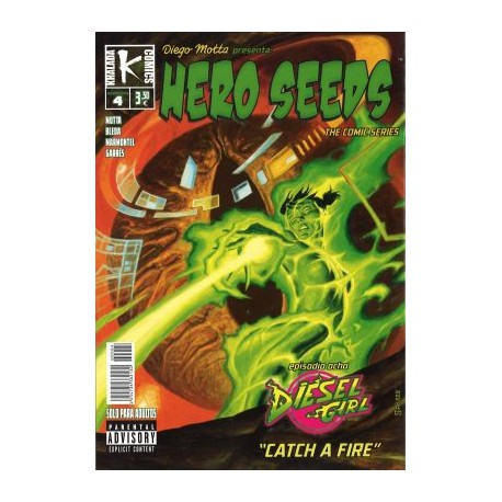 Hero Seeds nº 4