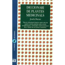 Diccionari de les plantes medicinals