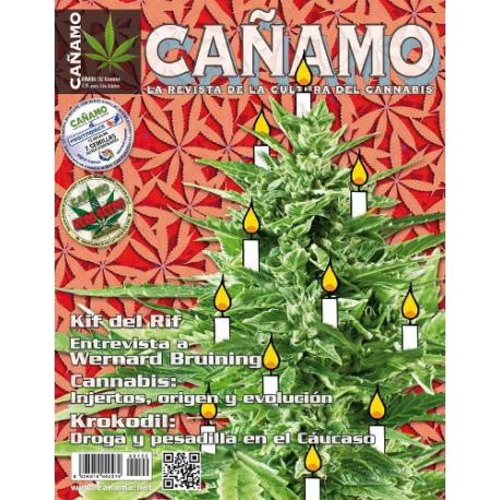 Revista Cáñamo 192
