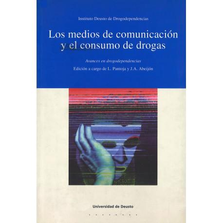 Los medios de comunicación y el consumo de drogas