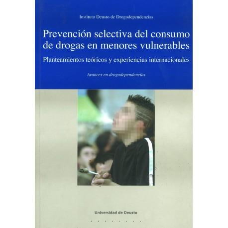 Prevención selectiva del consumo de drogas en menores vulnerables