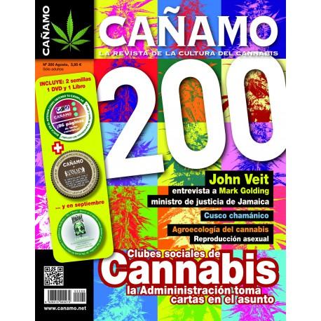 Revista Cáñamo 200