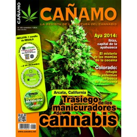 Revista Cáñamo 203