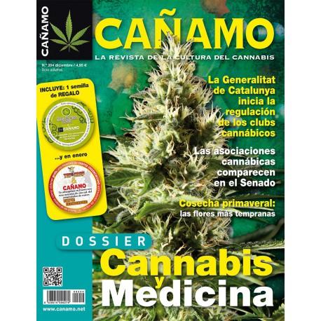 Revista Cáñamo 204