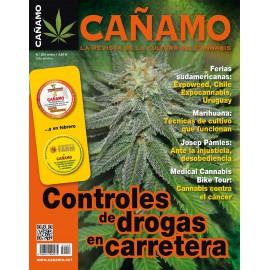 Revista Cáñamo 205